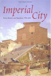 Cover of: Imperial city