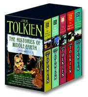 Cover of: The Histories of Middle Earth, Volumes 1-5 | J.R.R. Tolkien