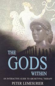 Cover of: The Gods Within | Peter Lemesurier