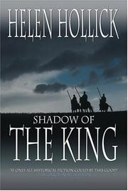Cover of: Shadow of The King