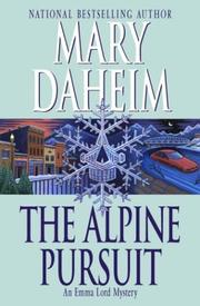 Cover of: The Alpine Pursuit (Daheim, Mary)