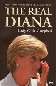 Cover of: The Real Diana | Lady Colin Campbell