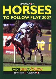 Cover of: Horses to Follow
