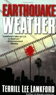 Cover of: Earthquake Weather | Terrill Lee Lankford