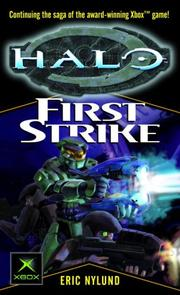 Cover of: First Strike (Halo)