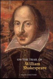 Cover of: On the Trail of William Shakespeare (On the Trail of)