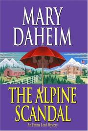 Cover of: The Alpine Scandal