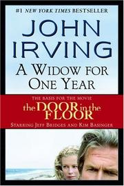 Cover of: A Widow for One Year