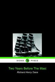 Cover of: Two Tears Before the Mast