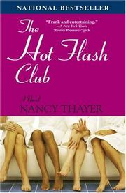 Cover of: The Hot Flash Club: A Novel