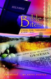 Cover of: Bible Bites