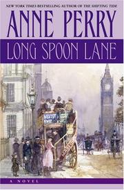 Cover of: Long Spoon Lane | Anne Perry