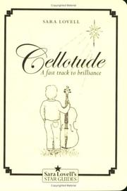 Cover of: Cellotude | Sara Lovell