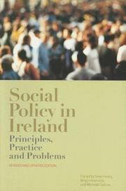 Cover of: Social Policy in Ireland | Sean Healy