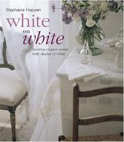 Cover of: White on White | Stephanie Hoppen