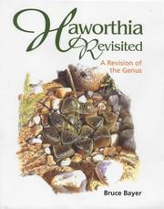 Cover of: Haworthia revisited