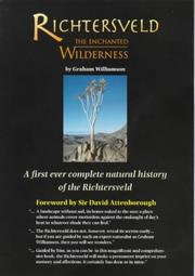 Cover of: Richtersveld, the enchanted wilderness