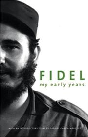Cover of: Fidel | Fidel Castro