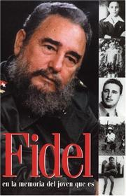 Cover of: Fidel