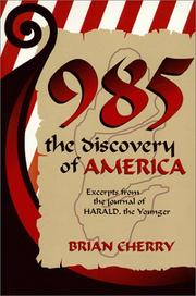 Cover of: 985, the discovery of America