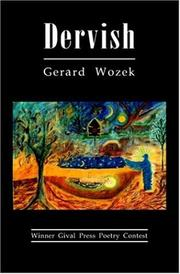 Cover of: Dervish | Gerard Wozek