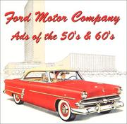 Cover of: Ford Motor Company Ads of the 50