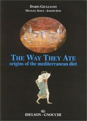 Cover of: The Way They Ate