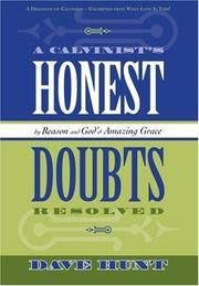 Cover of: A Calvinist's Honest Doubts Resolved