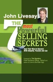 Cover of: The 7 Most Powerful Selling Secrets