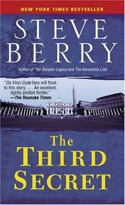 Cover of: The Third Secret