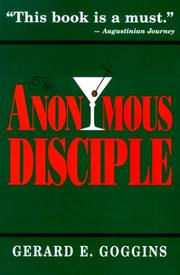 Cover of: The anonymous disciple