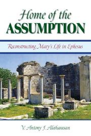 Cover of: Home of the Assumption | V. Antony John Alaharasan