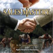 Cover of: Sales Mastery