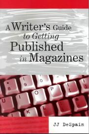 Cover of: A writer's guide to getting published in magazines