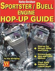 Cover of: Harley-Davidson Sportster/Buell Engine Hop-Up Guide | Kip Woodring