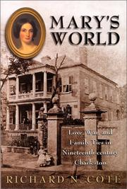 Cover of: Mary's world