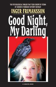 Cover of: Good Night, My Darling