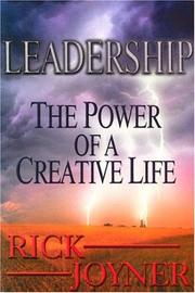 Cover of: Leadership