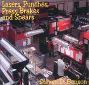 Cover of: Lasers, Punches, Press Brakes and Shears - Interactive | Steven D. Benson