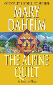 Cover of: The alpine quilt