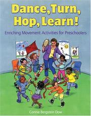 Cover of: Dance, Turn, Hop, Learn! | Connie Bergstein Dow