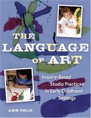 Cover of: The Language of Art | Ann Pelo