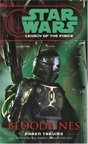 Cover of: Bloodlines (Star Wars: Legacy of the Force, Book 2)