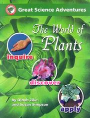 Cover of: The world of plants (Great science adventures) | Dinah Zike