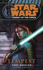Cover of: Tempest (Star Wars: Legacy of the Force, Book 3)