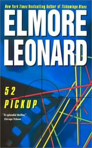 Cover of: 52 Pickup | Elmore Leonard