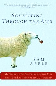 Cover of: Schlepping Through the Alps | Sam Apple