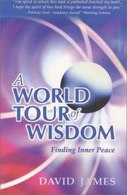 Cover of: A World Tour of Wisdom | David James
