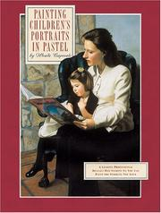 Cover of: Painting Childrens Portraits in Pastel | Wende Caporale