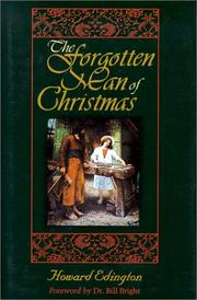 Cover of: The Forgotten Man of Christmas
